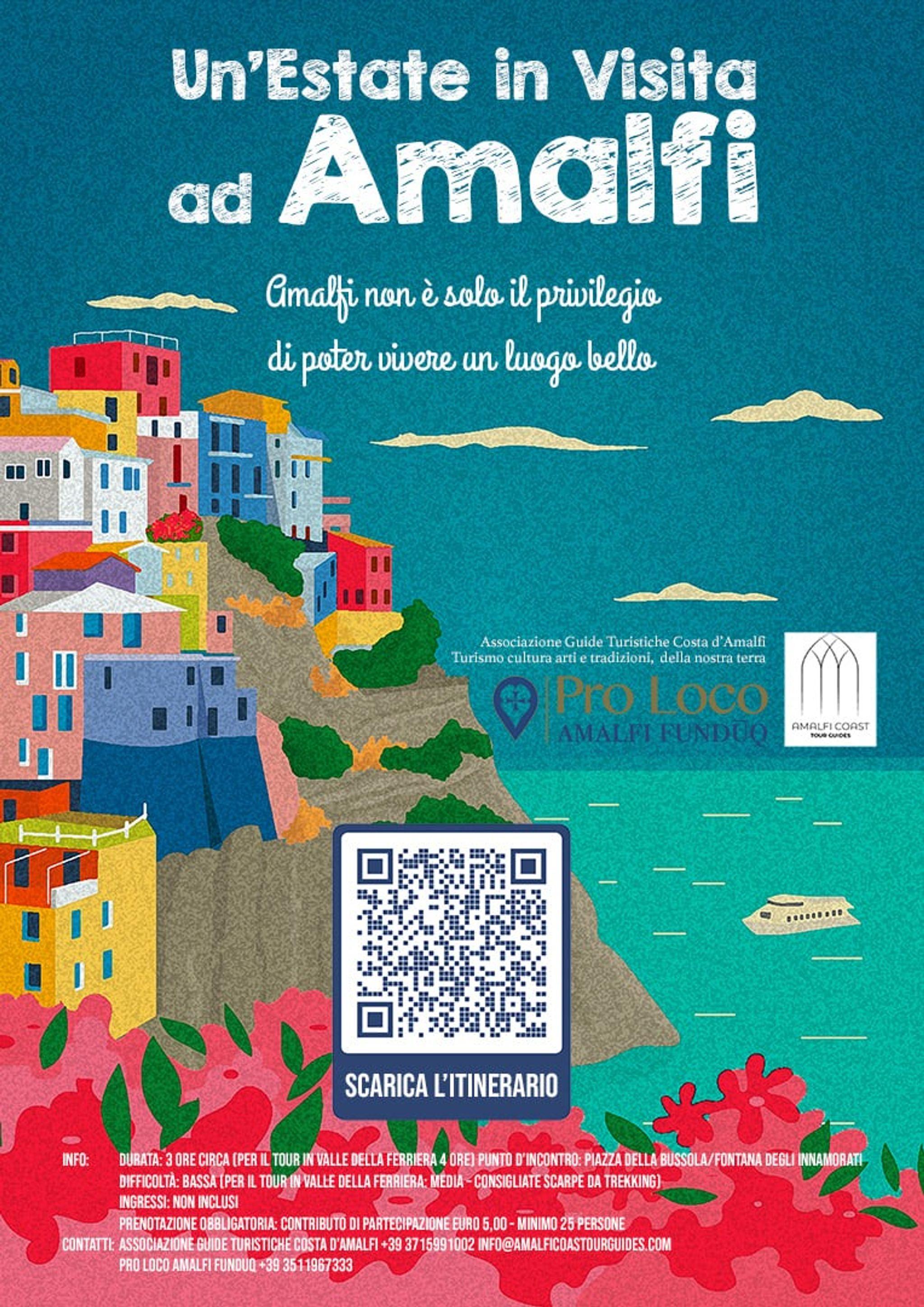 Amalfi and Atrani, sister cities