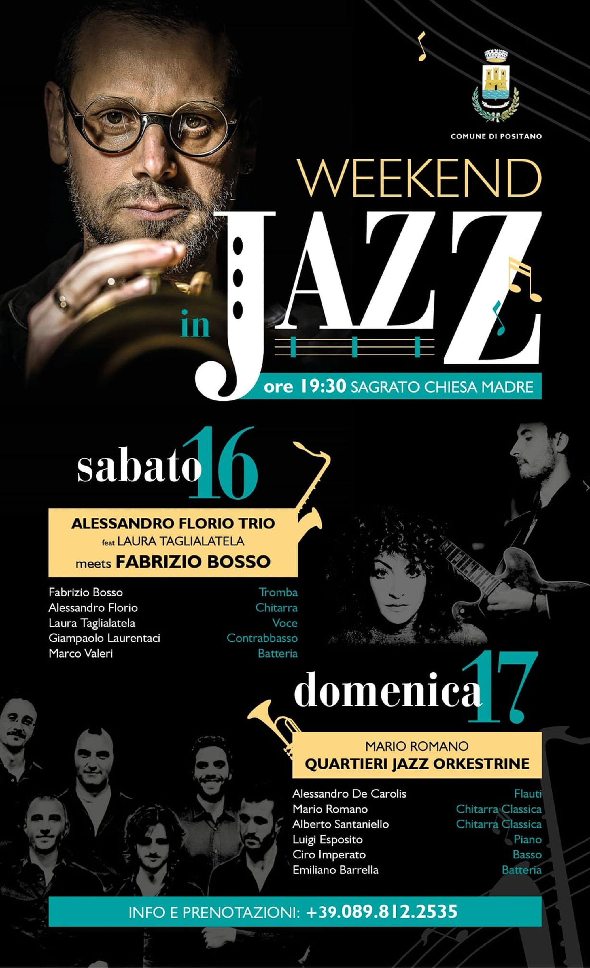 Weekend in Jazz