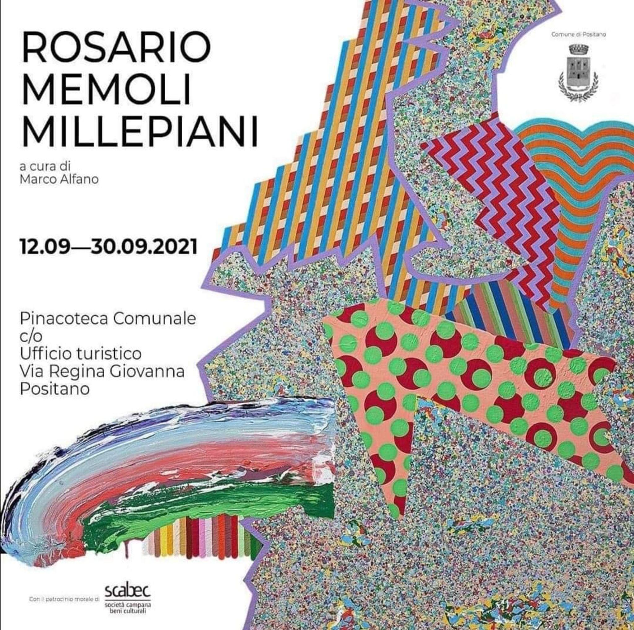 I MILLEPIANI by Rosario Memoli